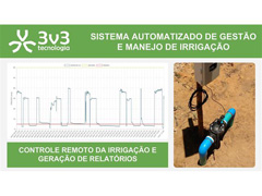 CONTROLADOR DE IRRIGAÇÃO REMOTA - 3