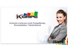 Avaliação KompeDISC - Competências + DISC - Ólami - 0