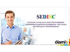 Avaliação SeDISC - Inteligência + DISC - Ólami