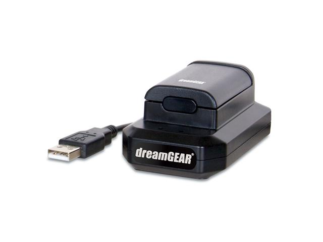 Kit de Carga Dreamgear com 1 Bateria para XBOX 360