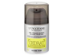 Gel Facial L'Occitane en Provence Hidratante E Matificante Cedrat 50ml