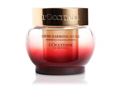 Creme Facial LOccitane en Provence Divine Harmony Antissinais 50ml