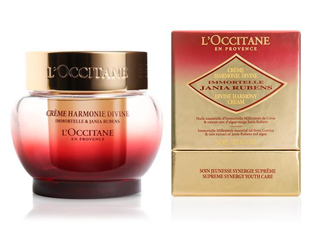 Creme Facial L'Occitane en Provence Divine Harmony Antissinais 50ml - 3