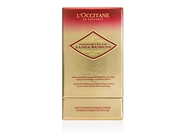 Sérum Facial L'Occitane en Provence Divine Harmony Antissinais 30ml - 1
