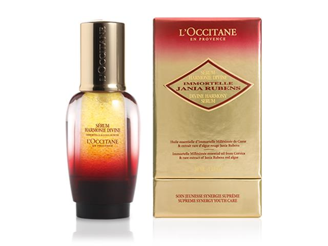 Sérum Facial L'Occitane en Provence Divine Harmony Antissinais 30ml - 3