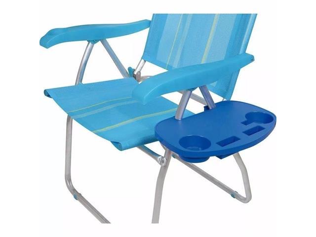 Mesa Portátil MOR para Cadeira de Praia - 2