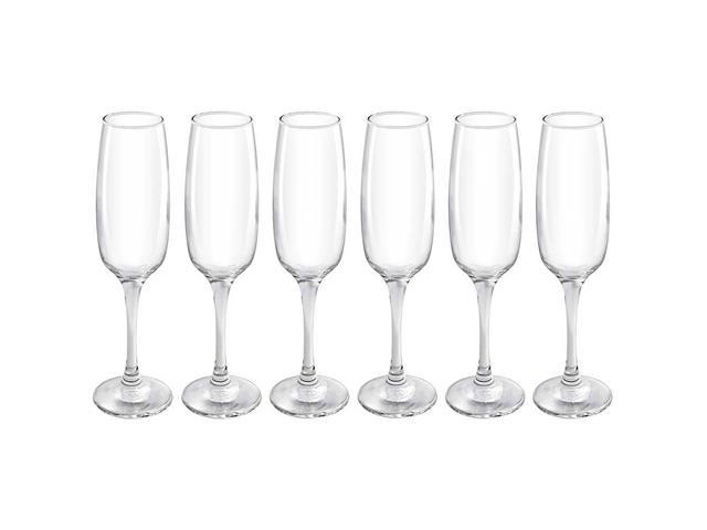 Conjunto de Taças Champagne MOR Classic 180ml 6 Peças