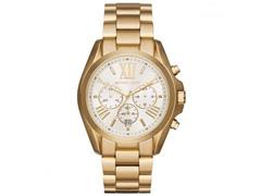 Relógio Michael Kors Pulseira Dourada Mk6266/4bn