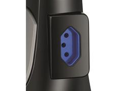 Ventilador de Mesa Mondial Turbo Tech Tomada Preto 40cm - 3