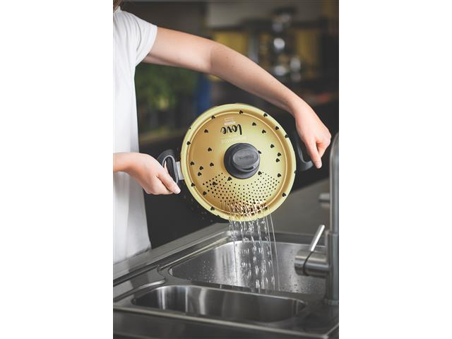 Espagueteira Tramontina My Lovely Kitchen Homemade With Love Ø 22cm - 2