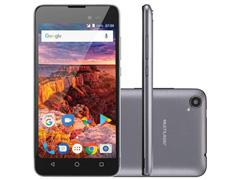 Smartphone Multilaser MS50L 3G Android 7.0 Preto Grafite 5