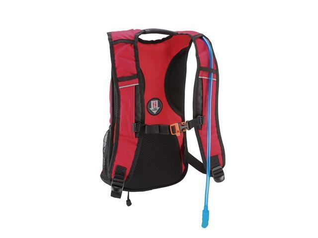Mochila de Hidratação Átrio Adventure Vermelha 2Lts - 2