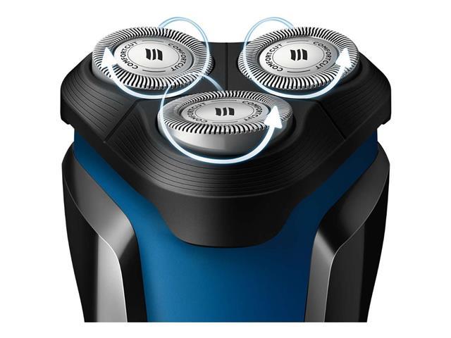 Barbeador Philips AquaTouch com 3 Cabeças de Corte S1030/04 Bivolt - 1