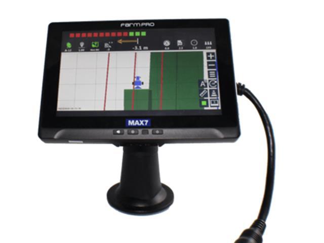 Aparelho GPS Farmpro Max 7 - 1