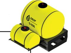Maq. Drop Cap. 650 l Controle Elétrico Bomba Elétrica