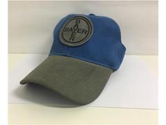 Bone LOGO AGRO Bayer Azul Marinho - 1