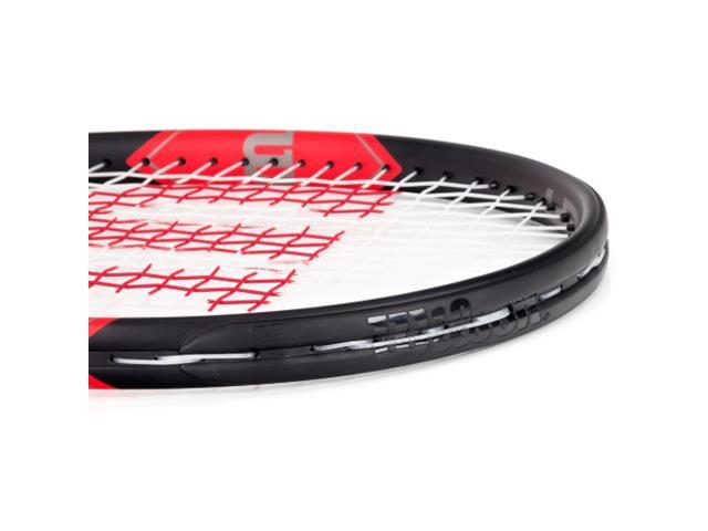 37b14e8a5 Raquete De Tênis Wilson Federer Team 105 New 3 - Shopping TudoAzul