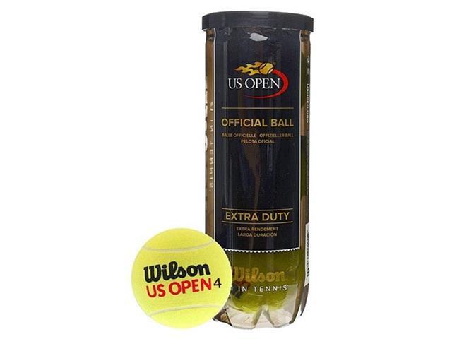 Bola de Tênis Wilson US Open XD com 03 Bolas