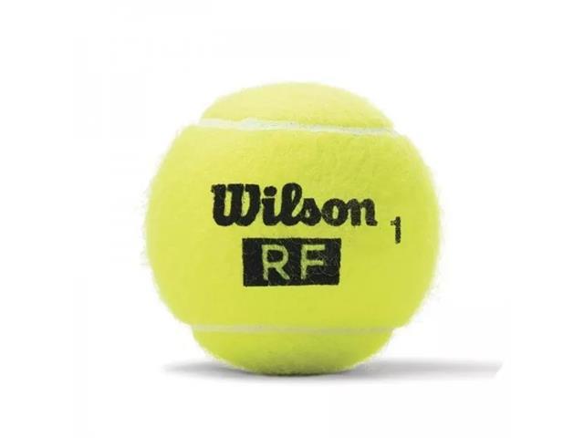 Bola de Tênis Wilson Rf Legacy All Court Tubo com 04 Bolas - 4