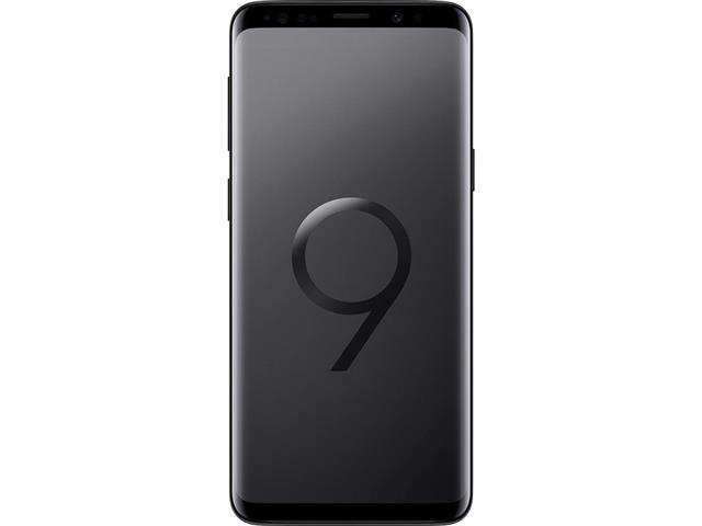 "Smartphone Samsung Galaxy S9+ 4G Dual Chip Tela 6.2"" 128GB 12MP Preto - 1"