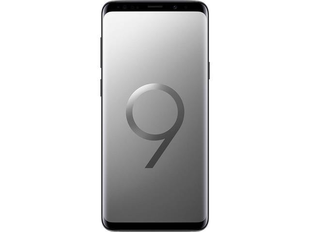 """Smartphone Samsung Galaxy S9+ 4G Dual Chip Tela 6.2"""" 128GB 12MP Cinza - 1"""
