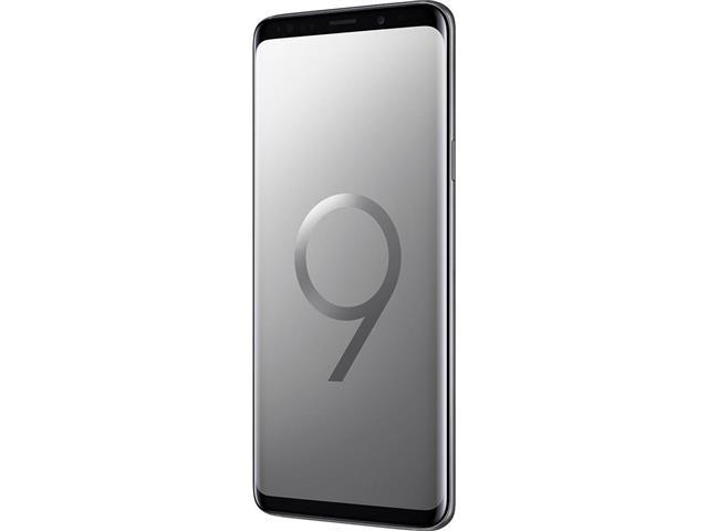 """Smartphone Samsung Galaxy S9+ 4G Dual Chip Tela 6.2"""" 128GB 12MP Cinza - 3"""