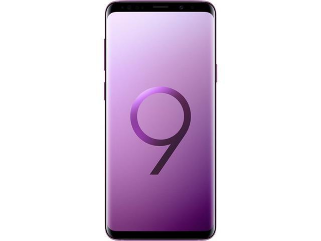 "Smartphone Samsung Galaxy S9+ 4G Duos Tela 6.2""128GB 12MP Ultravioleta - 1"