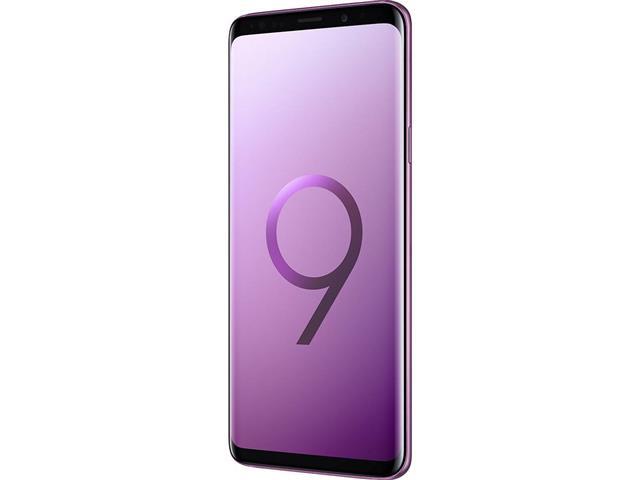 "Smartphone Samsung Galaxy S9+ 4G Duos Tela 6.2""128GB 12MP Ultravioleta - 3"