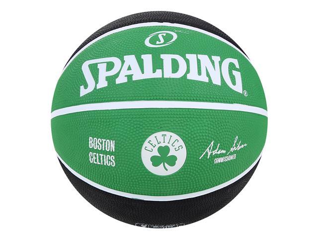 6e2216a5b4 Bola de Basquete Spalding NBA Boston Celtics Tamanho 7 - Shopping ...