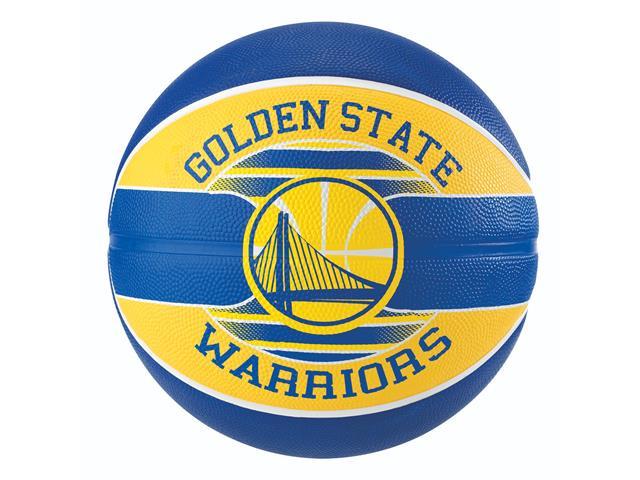 Bola de Basquete Spalding NBA Golden State Warriors Tamanho 7