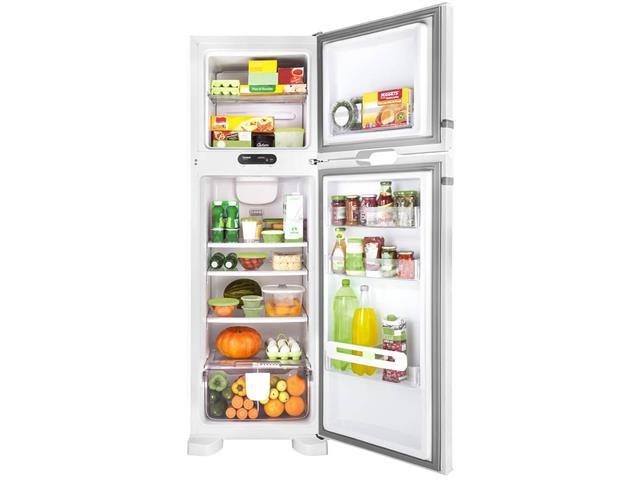 Refrigerador 02 Portas Consul Frost Free 275L c/ Função Tubo Bco - 3