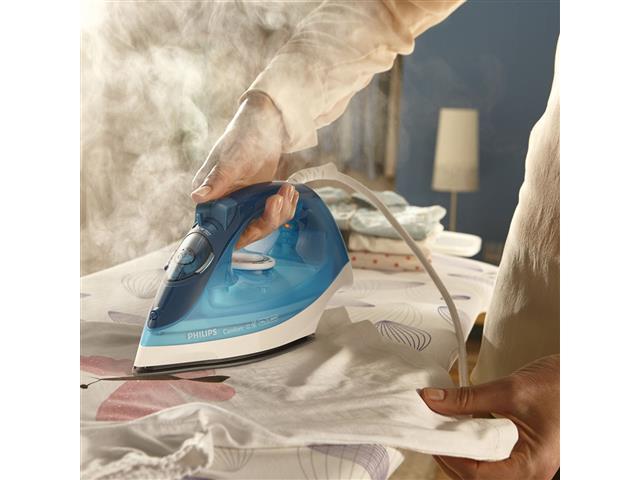 Ferro a Vapor Philips Walita Comfort Cerâmica 2000W Azul 220V - 1