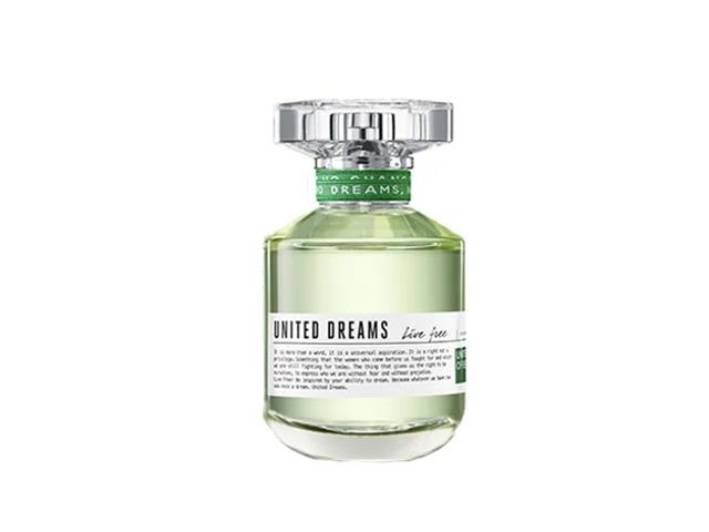 Perfume United Dreams Live Free Benetton Feminino Eau de Toilette 50ml