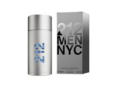 Perfume 212 Men Nyc Carolina Herrera Masculino Eau de Toilette 200ml