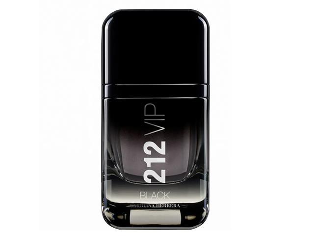Perfume 212 Vip Black Carolina Herrera Masculino Eau de Parfum 50ml