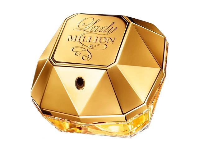 Perfume Lady Million Paco Rabanne Feminino Eau de Parfum - 80ml