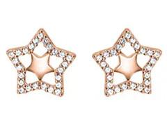 Brinco Vivara Life My Rosé Estrelas