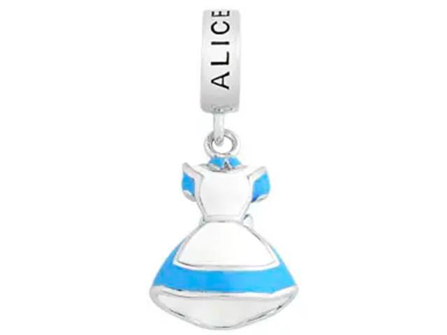 Berloque Vivara Life Vestido da Alice Disney