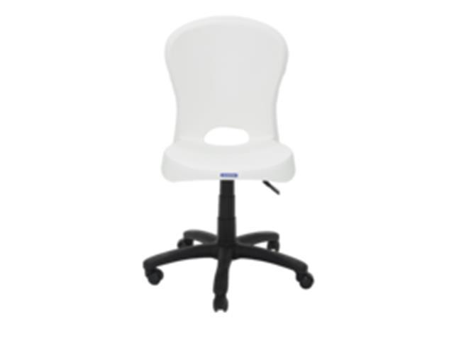 Cadeira Tramontina Rodizio Jolie Branca
