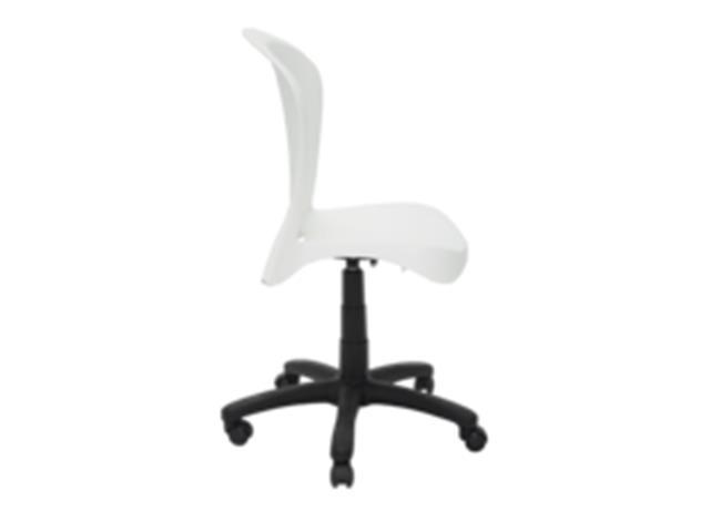 Cadeira Tramontina Rodizio Jolie Branca - 2