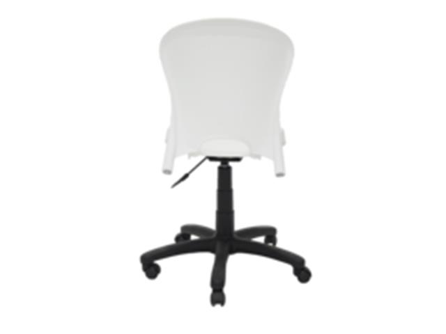 Cadeira Tramontina Rodizio Jolie Branca - 4