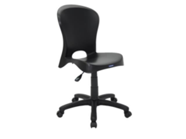 Cadeira Tramontina Rodizio Jolie Preta - 1