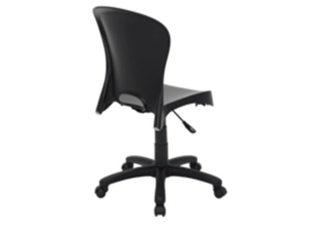 Cadeira Tramontina Rodizio Jolie Preta - 3