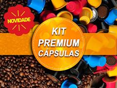 Kit seleção Premium Cápsulas - 4