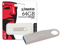 Pen Drive Kingston USB 3.0 DTSE9G 64GB - 3