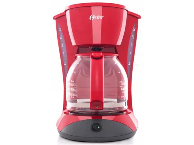 Cafeteira Oster Red Cuisine 1,8L 110V