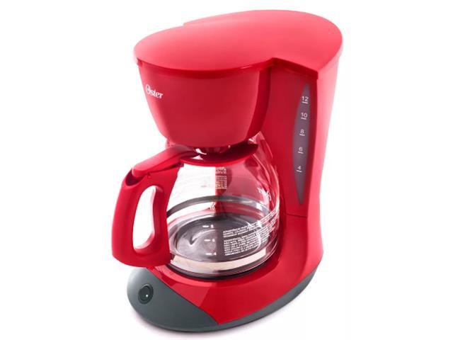Cafeteira Oster Red Cuisine 1,8L 110V - 2