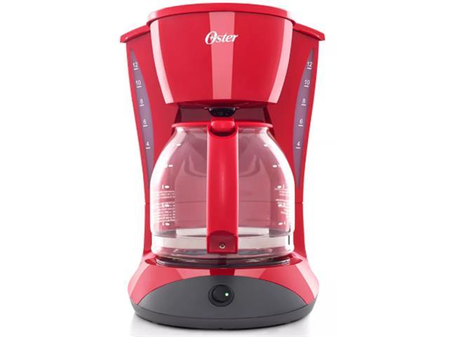 Cafeteira Oster Red Cuisine 1,8L 220V