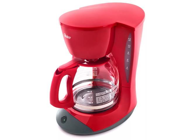 Cafeteira Oster Red Cuisine 1,8L 220V - 2