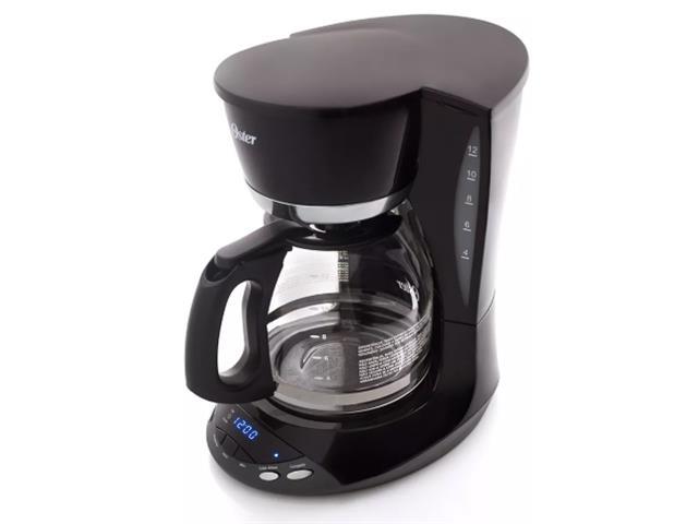 Cafeteira Oster Black Programável 1,8L 110V - 2